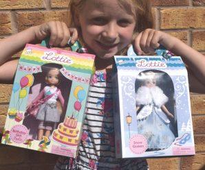 Snow Queen & Birthday Girl Lottie Dolls Review & Giveaway