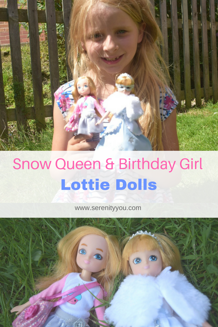 Snow Queen & Birthday Girl Lottie Dolls Review