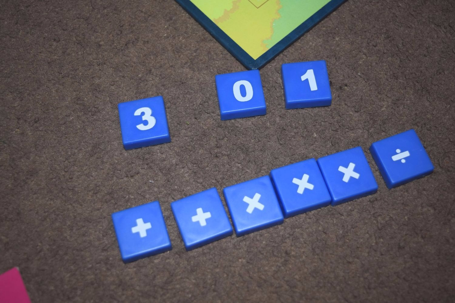 Math Builder Game Review