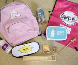 Win a Personalised Back to School Bundle