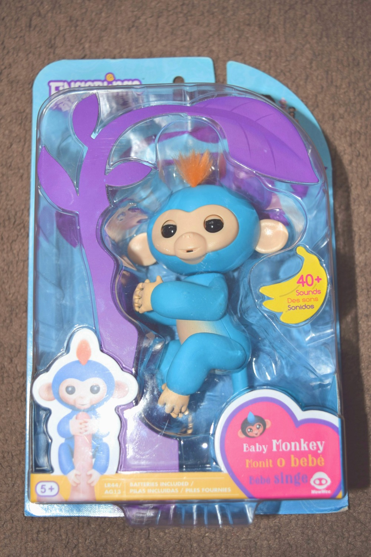 Meet Boris the Fingerling - The New Cute Monkey Toy