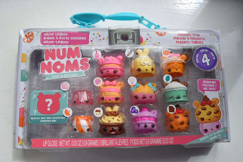 Num Noms Series 4 - Dessert Tray