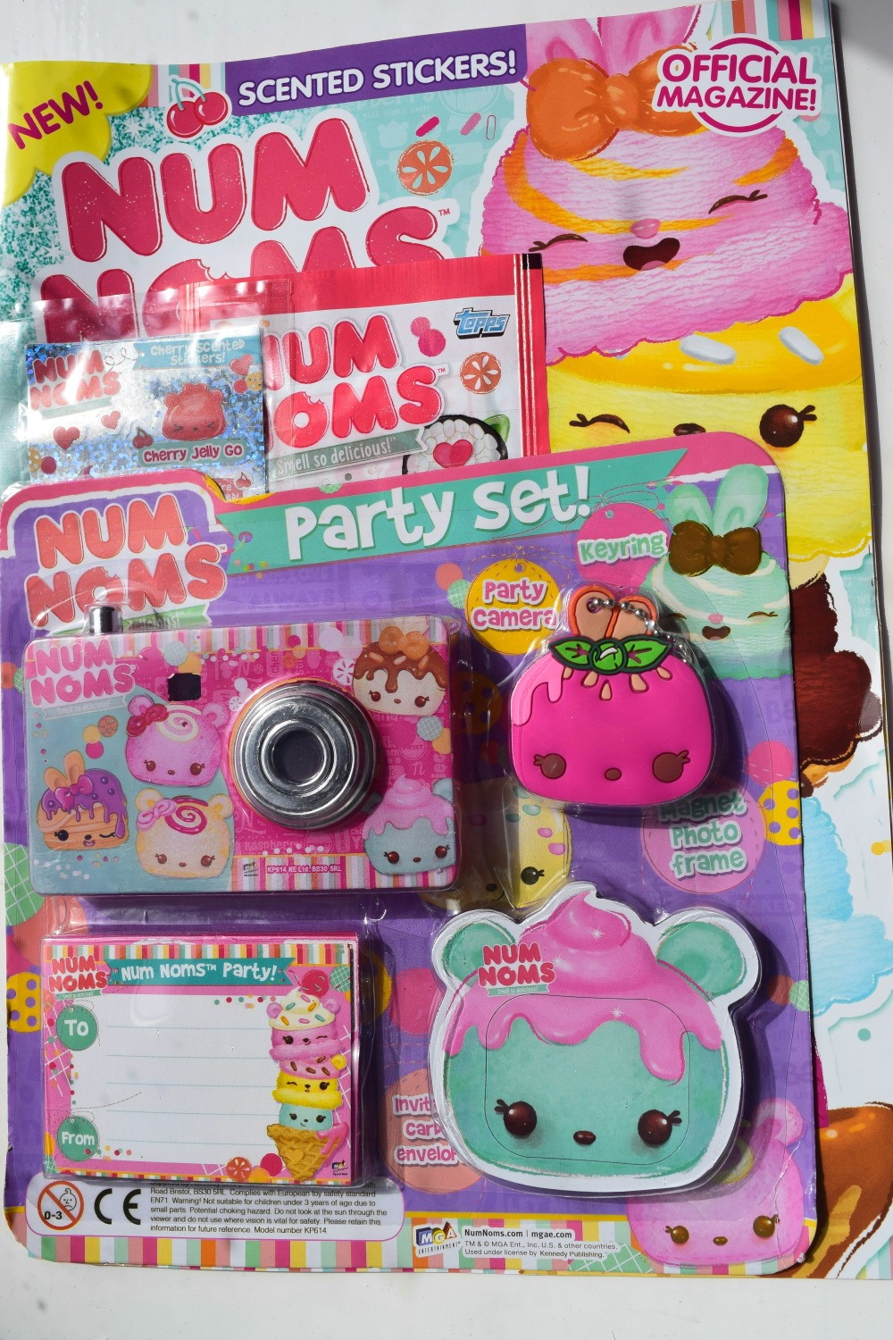 New num Noms Magazine