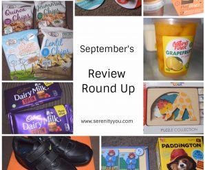 September's Review Round Up