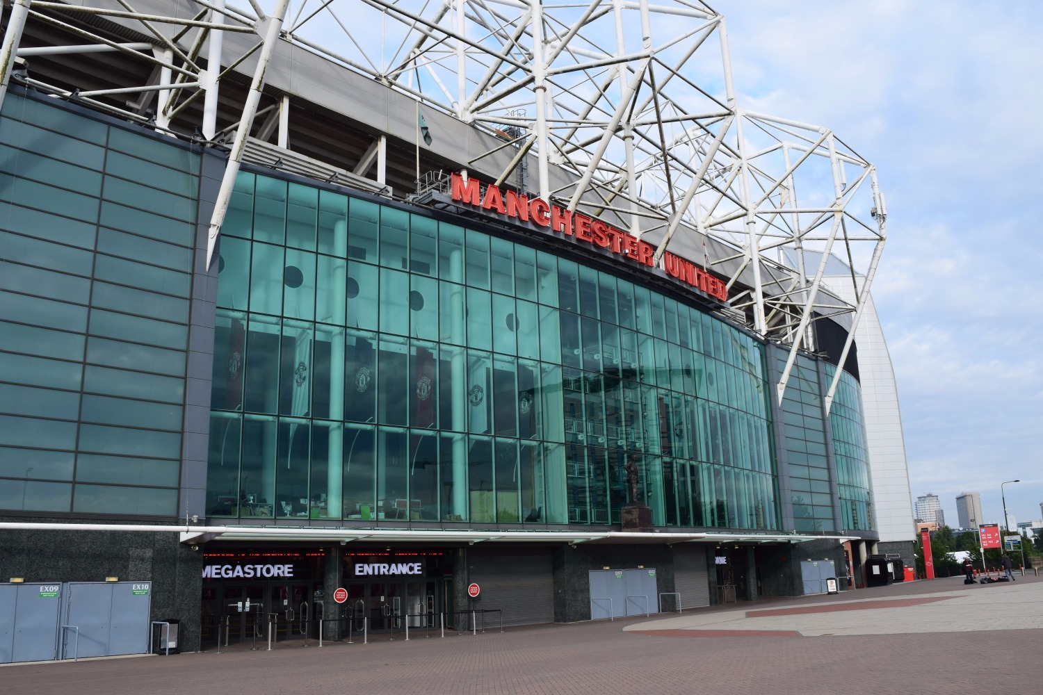 My First Blog On Conference at Manchester #BlogOnXmas - Old Trafford Stadium