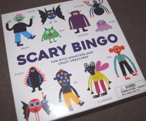 Scary Bingo – Great Halloween Fun