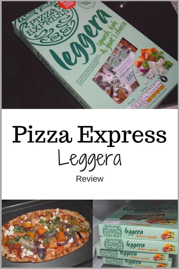 Pizza Express leggera review