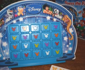 Disney's Guess The Film Game Review + Giveaway