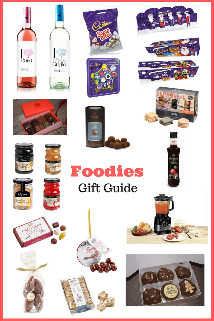 Serenity You Foodies Gift Guide 2017