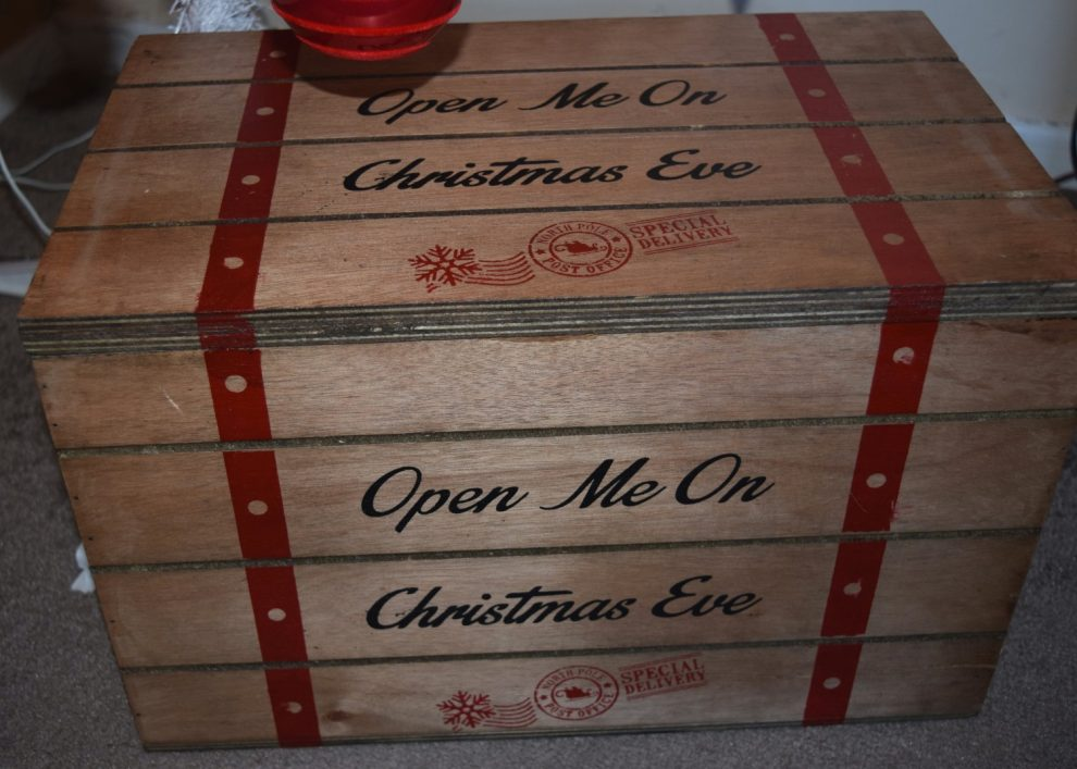 Our Traditional Christmas eve box