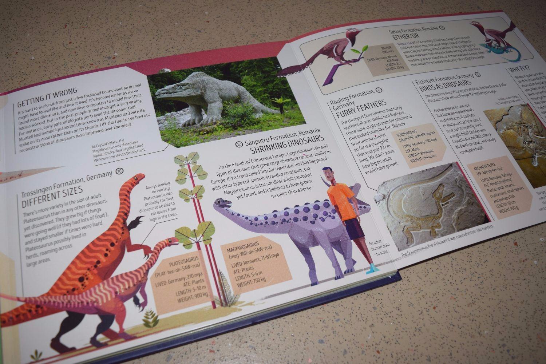 Lonely Planet Kids books - Dinosaur Atlas