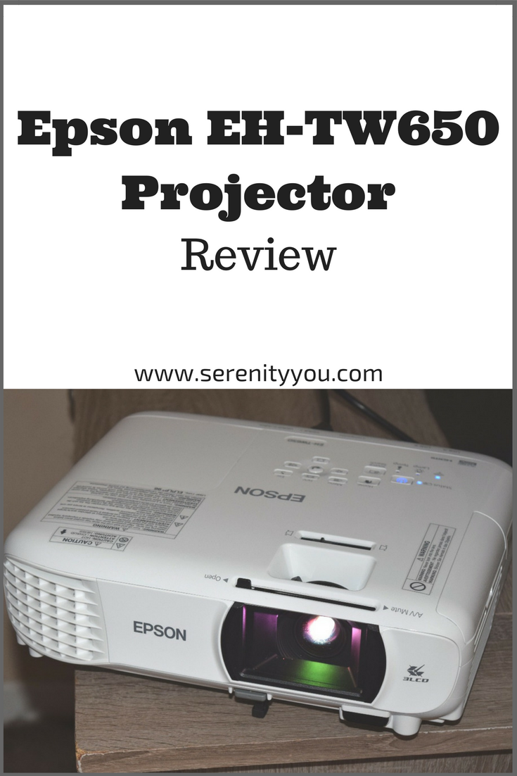 Epson EH-TW650 projector review