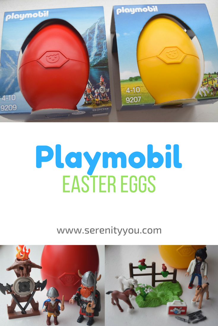 Playmobil Easter Eggs sets | Serenity You