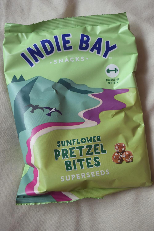 Indie Bay Snacks - Pretzel bites