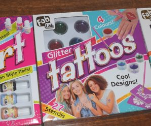 Fab Lab Sets Review + Giveaway