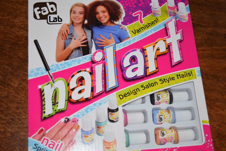 Fab Lab Nail Art set
