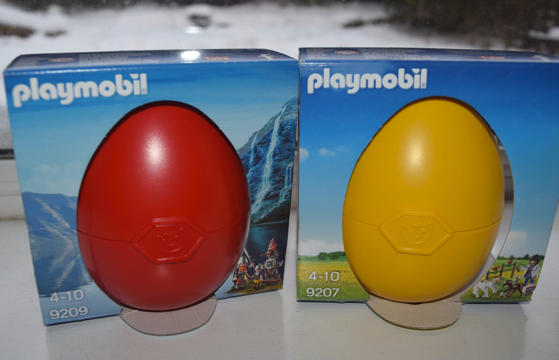 Playmobil Easter Eggs