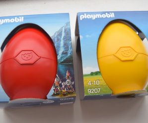 Fun with Playmobil Easter Eggs