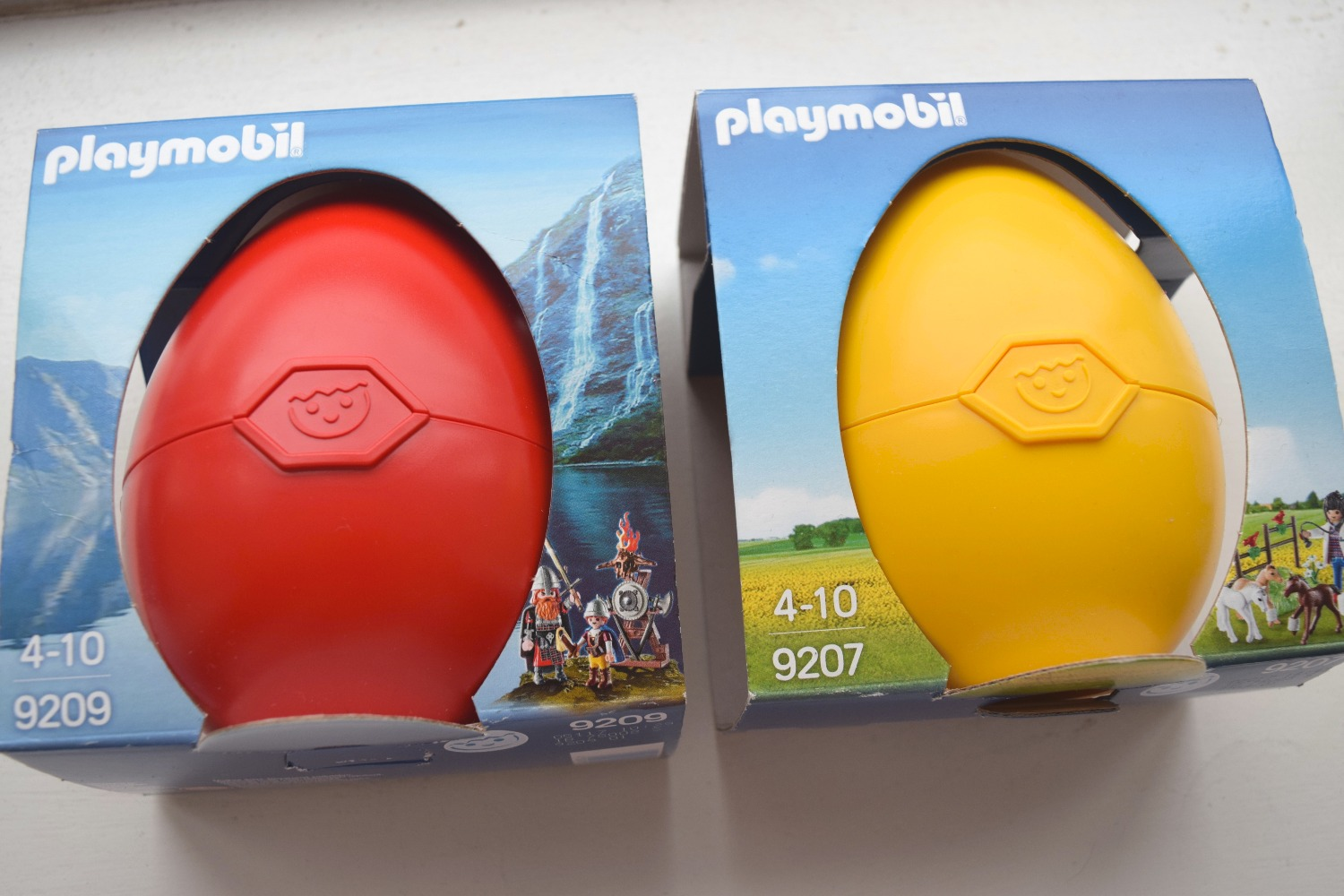 Playmobil Easter Eggs Review