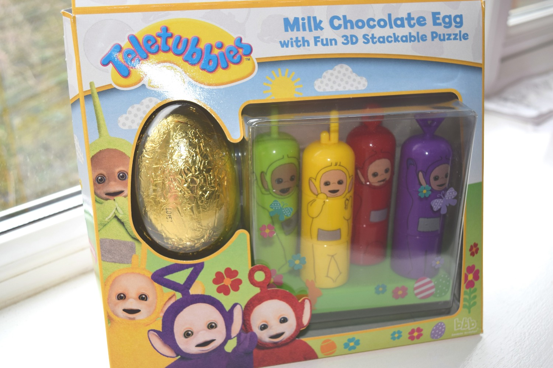 Teletubbies Easter Egg