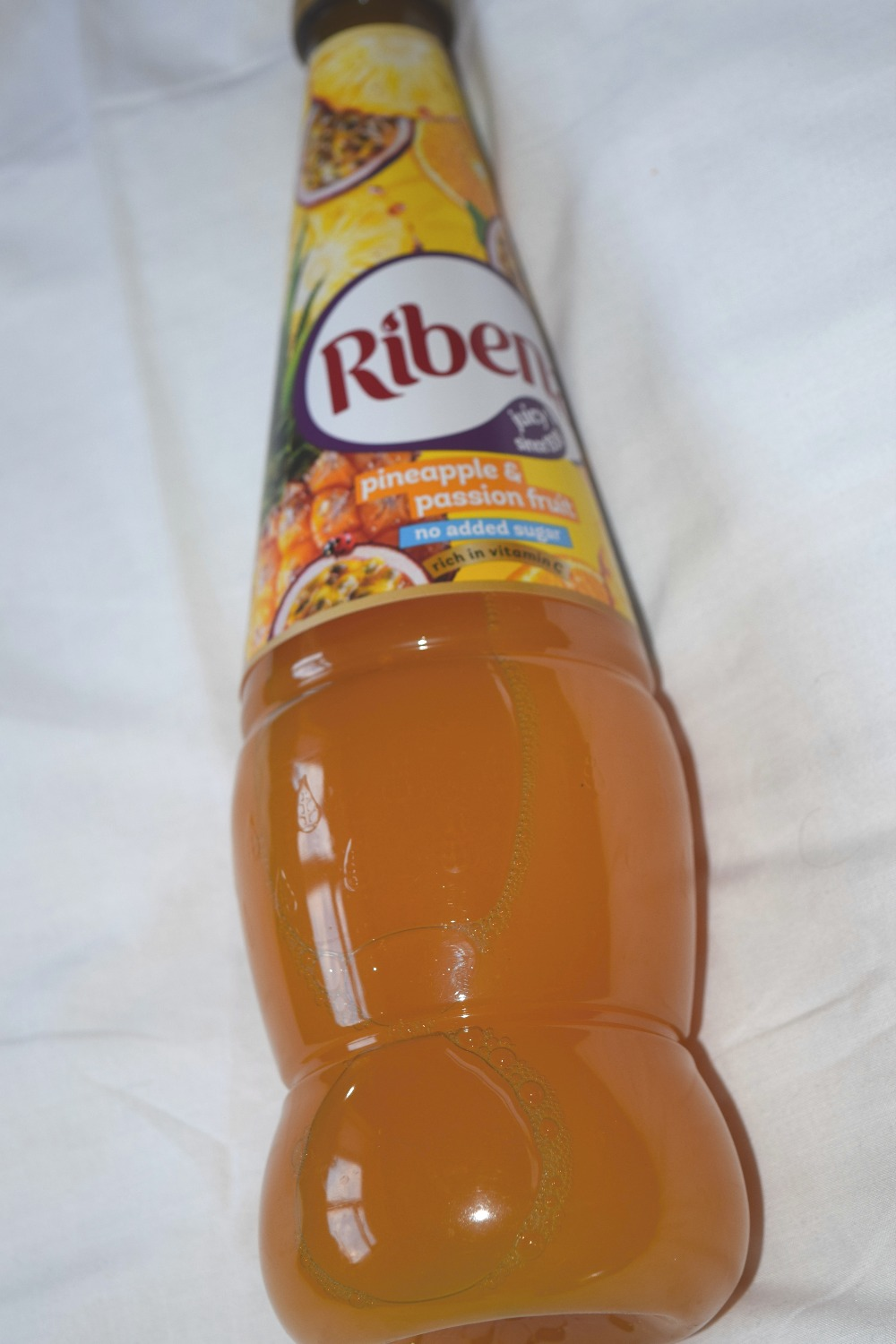 Ribena Pineapple and Passionfruit drink