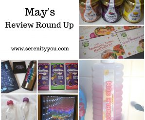 May's Review Round Up